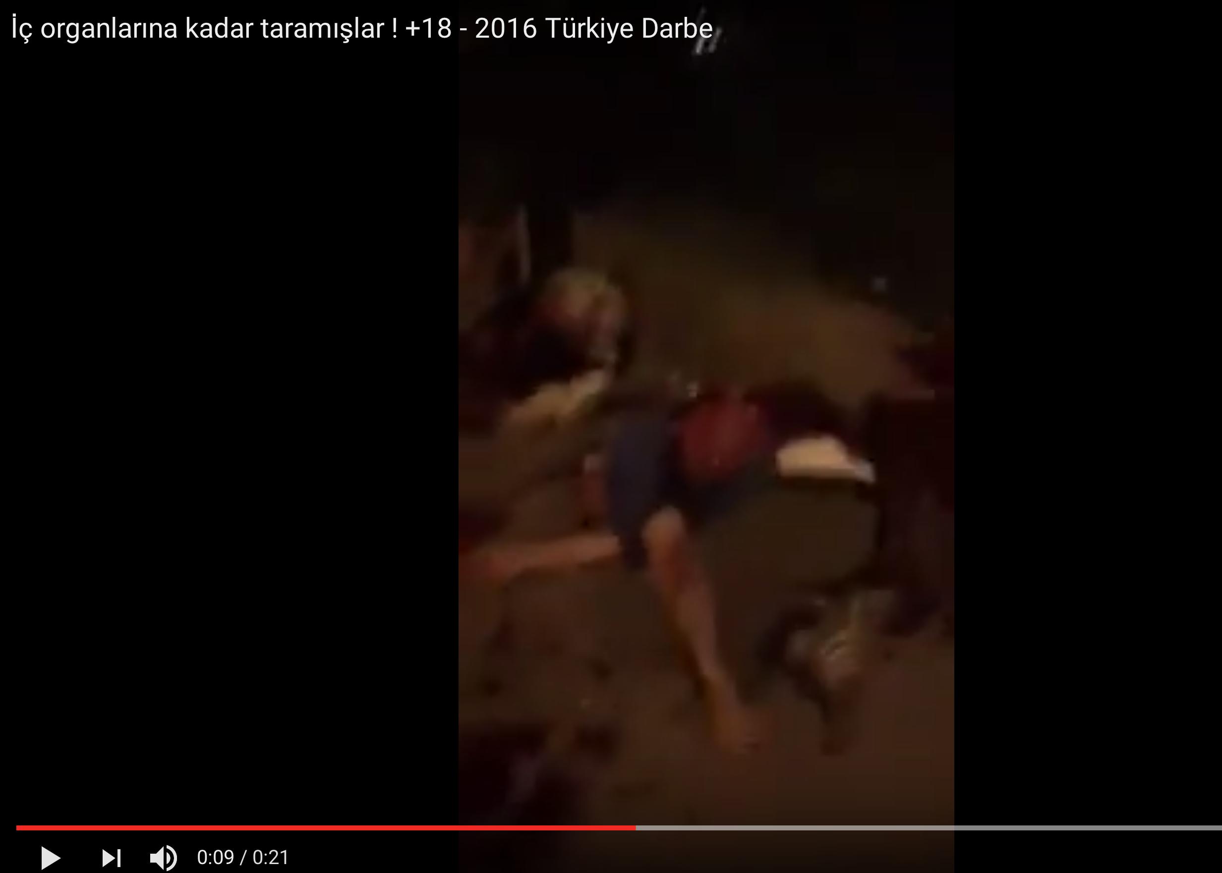 Daawo meeydad tuban wadooyinka Istanbul iyo Ankara