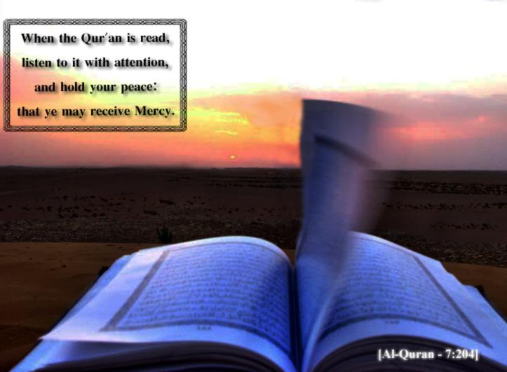 Dhageyso Suratu Al-Araf #7 - Quran Kariimka - saacad  waqtigaada ka mida ku raaxeeyso