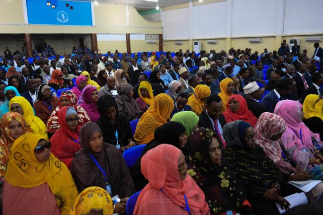 Somalia: Welcoming new Federal Parliament, Ban urges completion of electoral process