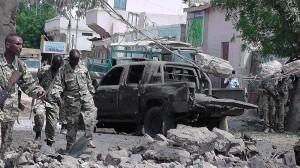 Somalia:Al Shabaab fighters storm Beledweyn police station