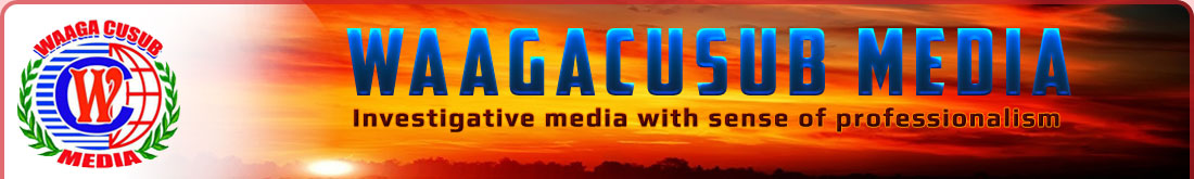waagacusub banner